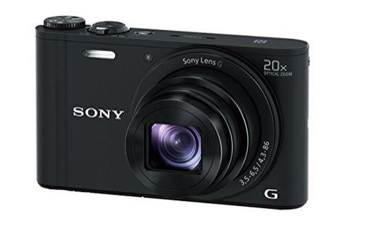 Câmera digital Sony DSC WX350