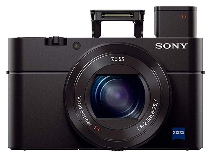 Sony RX100 III 20.1 bridge camera