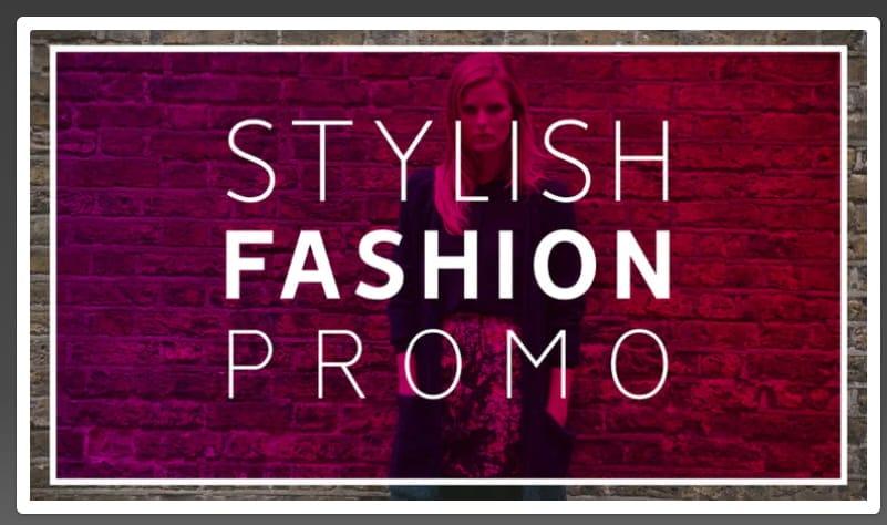 Style Fashion Promo