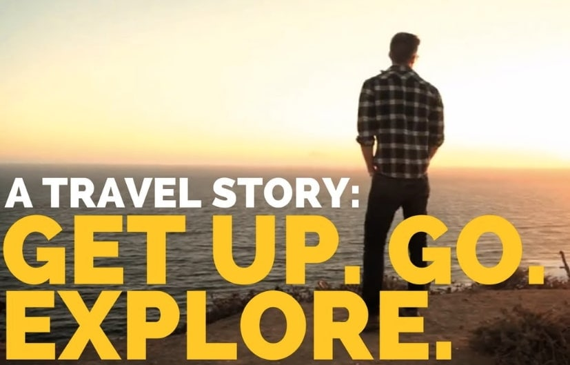 travel video ideas story