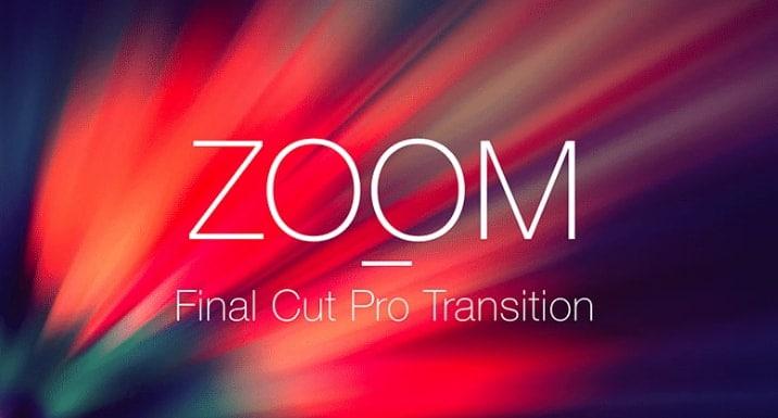 Transições de zoom