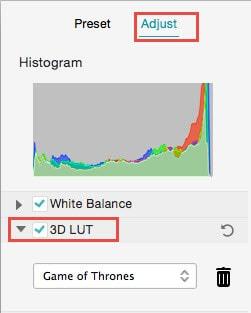 3D-LUT mac