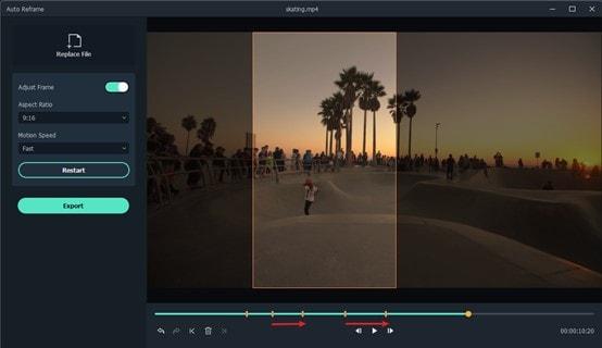 visualizar vídeo reformulado