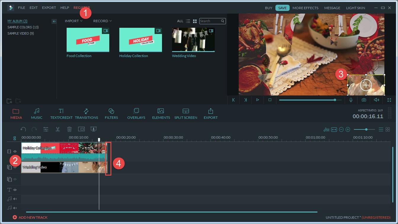 Download Latest Wondershare Filmora | Video Editor[Crack]