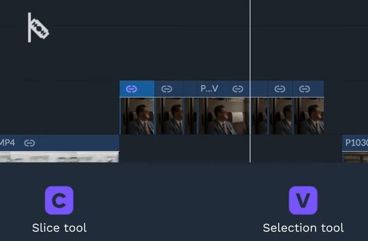 delete clip