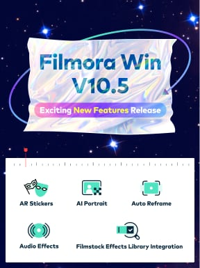 Filmora X Win version 10.5