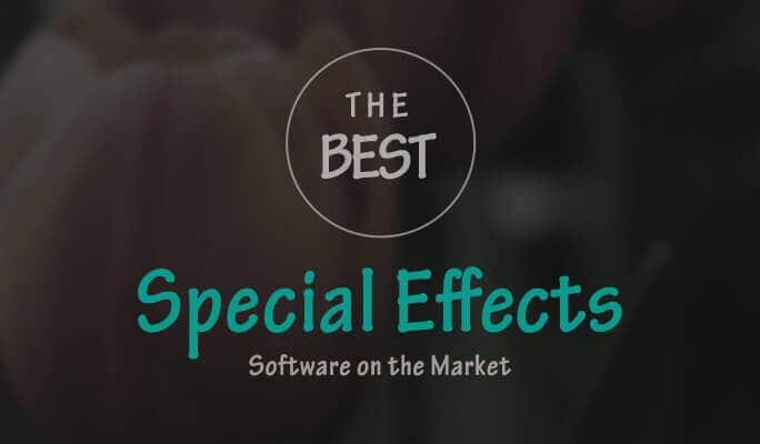 Лучшее программное обеспечение для спецэффектов на рынке