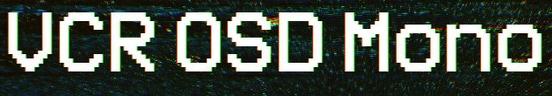 VCR_OSD
