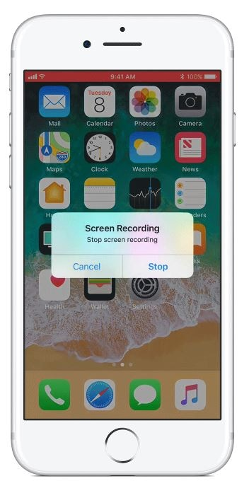 iPhone/iPad screen recorder