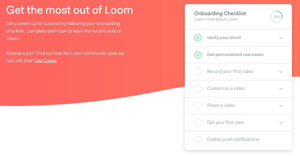 Loom video capture software