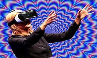 reduce VR sickness