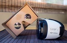 Google Cardboard vs. Samsung Gear VR