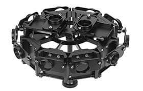 360 Camera Rigs/Mounts for VR Video production