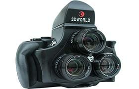 360° cameras vs. 3D cameras