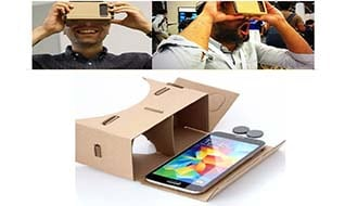 How to DIY a Google Cardboard (Virtual Reality) VR Headset?