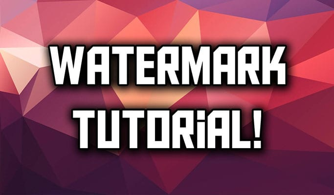 How to Add Logo or Watermark to YouTube Video