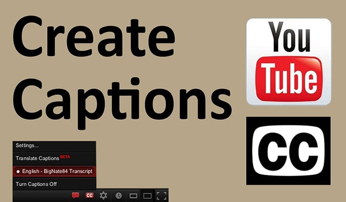 How to Easily Add Subtitles and Closed Captions to YouTube Video