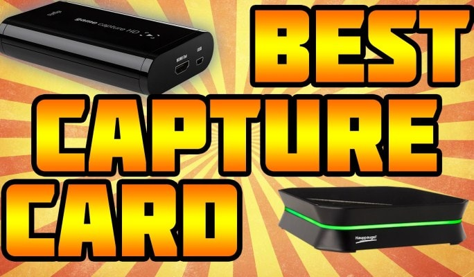 The Best Game Capture Cards