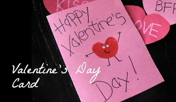 Creative Words to Write in a Valentine's Day Card 2016