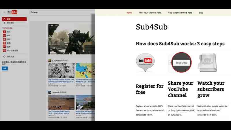 Does YouTube Sub4Sub Work?