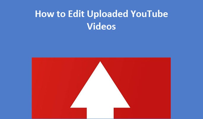 How to Edit Uploaded/ Published YouTube Videos