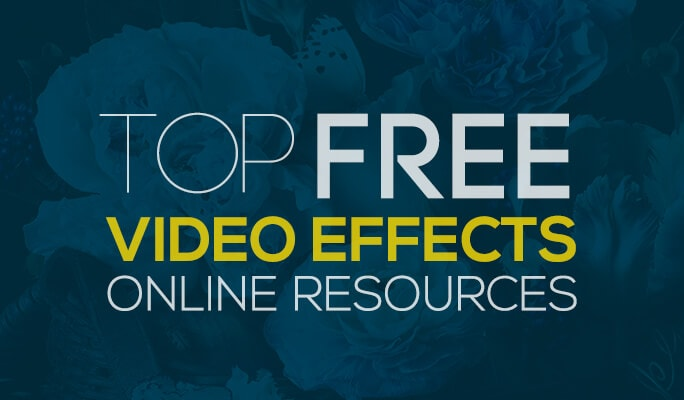 Top free video effects online resources