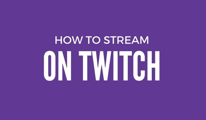 How to Stream Gameplay on Twitch