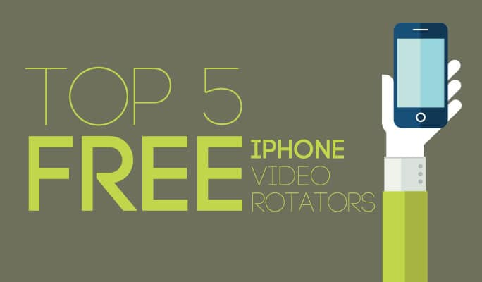 Top 5 Best Free iPhone Video Rotators