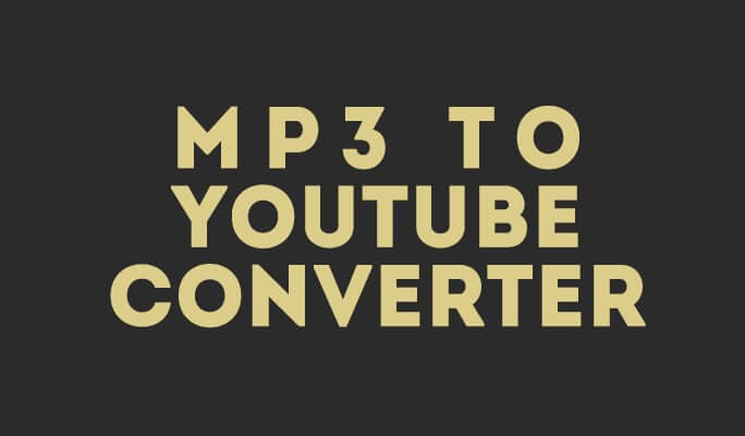 MP3 to YouTube Converter: Upload MP3 to YouTube