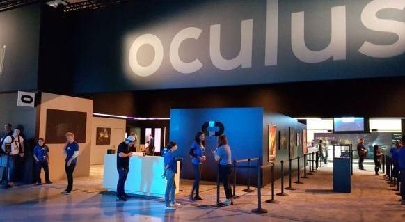 Oculus Experience
