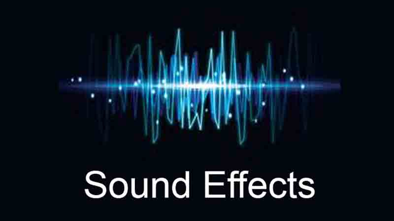 Royalty Free Sound Effects for Your YouTube Videos