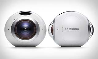 Top 5 Samsung Gear 360 Camera Alternatives