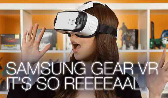 Tips for better experience on Samsung Gear VR