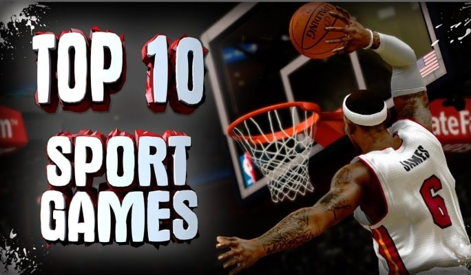 The 10 Best Sports Games You Should Play in 2017