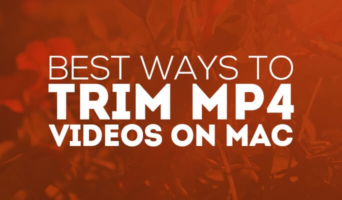 MP4 Trimmer Mac: Best ways to trim MP4 videos on Mac