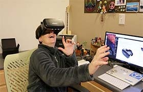 Why Virtual Reality Lack of Content?