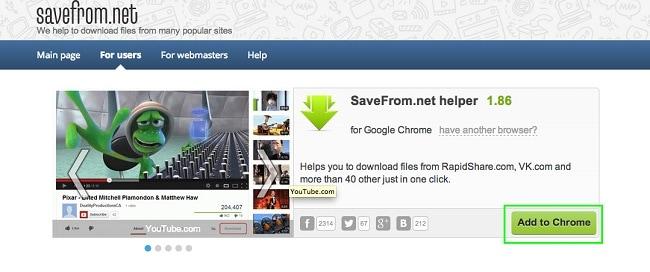 como baixar vídeos do youtube sem nenhum software