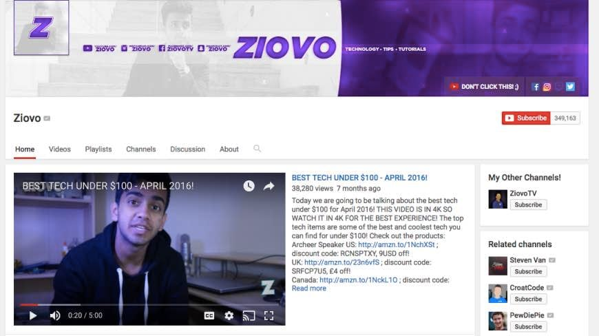 Case Study How I Crew From 0 Views - Ziovo