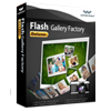 Flash Gallery Factory Deluxe(Windows版)