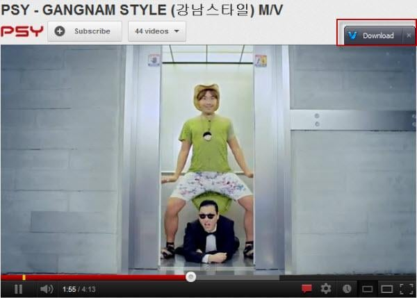 Download psy gangnam style videos from youtube for totally free.