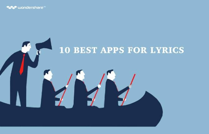 10 Best Apps for Lyrics