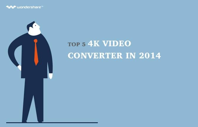 Top 10 4k video converters for windows and mac