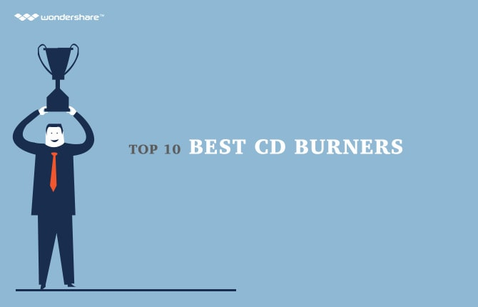 TOP 10 Best CD BURNERS