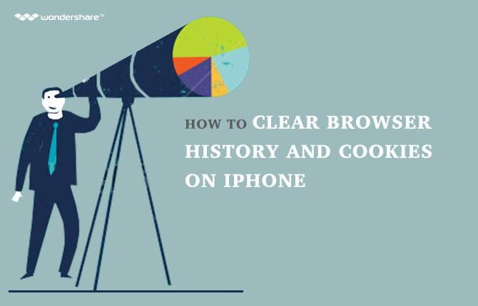 How to Clear Browser History and cookies on iPhone
