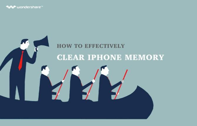 How to Effectively Clear iPhone Memory