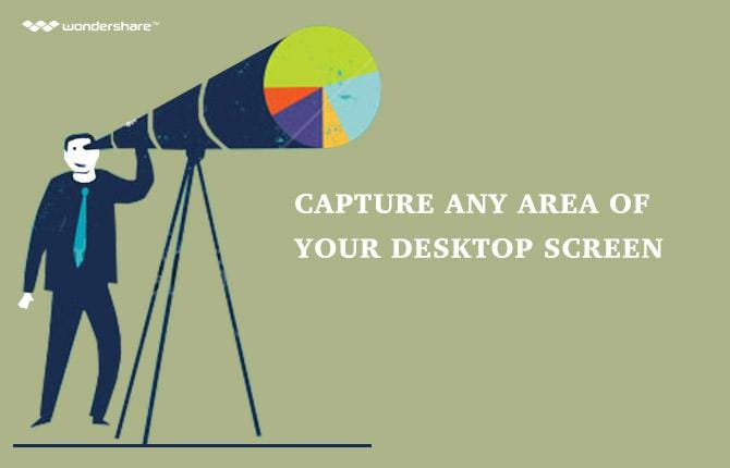 Capture Any Area of Your Desktop Screen