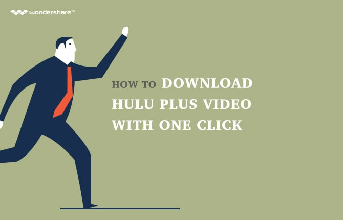 How to Download Hulu Plus Video on Mac with One Click