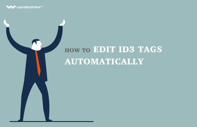How to Edit ID3 Tags Automatically