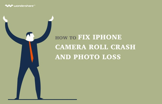 How to Fix iPhone Camera Roll Crash and Photo Loss