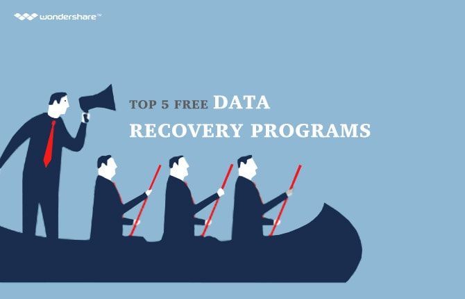 Top 5 Free Data Recovery Programs